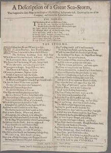 U California Santa Barbara, Broadside Ballad Archive